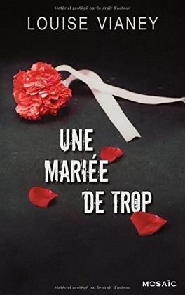 Couverture du livre : Une mariée de trop