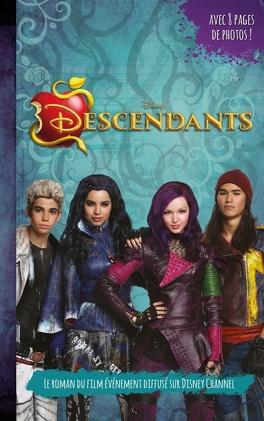 Couverture du livre : Descendants - Le roman du film : Descendants