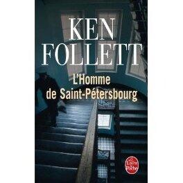 Couverture du livre : L'Homme de Saint-Petersbourg