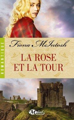 Couverture de La Rose et la Tour
