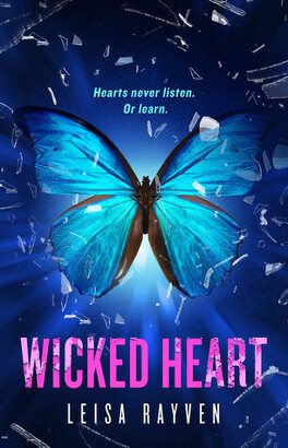 Couverture du livre : Starcrossed, Tome 3 : Wicked Heart