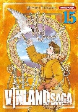 Couverture du livre : Vinland Saga, Tome 15