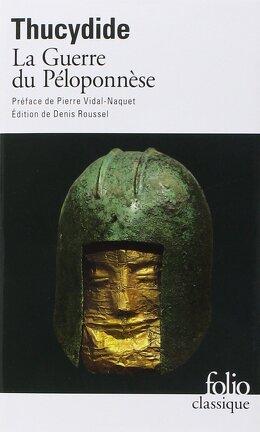 Couverture du livre : La guerre du Péloponnèse