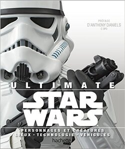 Couverture de Ultimate Star Wars