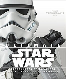 Couverture du livre : Ultimate Star Wars