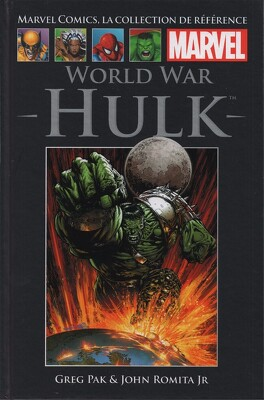 Couverture du livre : World War Hulk