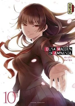 Couverture du livre : Dusk maiden of amnesia, Tome 10