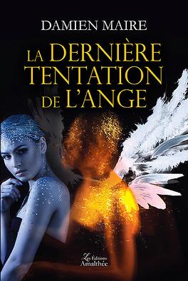 Couverture du livre : La dernière tentation de l'ange