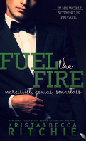 Calloway Sisters, Tome 3 : Fuel the Fire