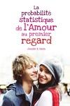 couverture La Probabilité statistique de l'amour au premier regard