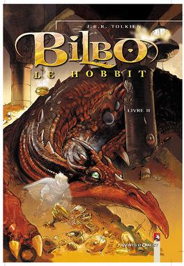 Couverture du livre : Bilbo le Hobbit, Livre 2