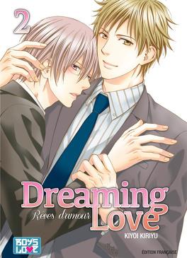 Couverture du livre : Dreaming love : Rêves d'amour, Tome 2