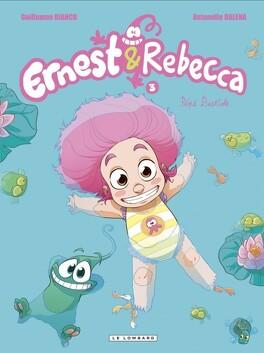 Couverture du livre : Ernest et Rebecca, tome 3 : Pépé Bestiole