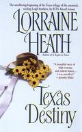 Texas Trilogy Tome 1 : Texas Destiny