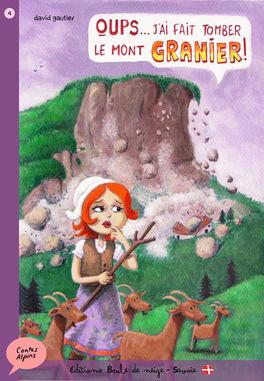 Couverture du livre : oups, j'ai fait tomber le mont granier