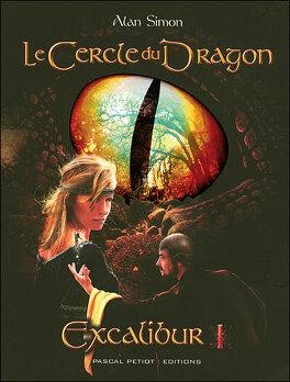 Couverture du livre : Excalibur, tome 1 : Le Cercle du Dragon