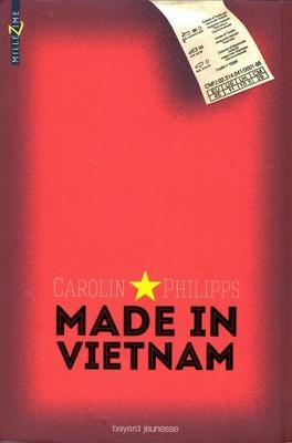 Couverture du livre : Made in Vietnam