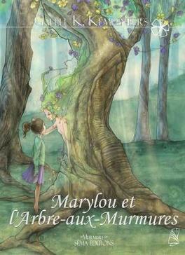 Couverture du livre : Marylou et l'Arbre-aux-Murmures