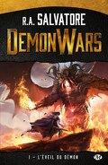 Demon Wars, Tome 1 : L'éveil du Démon
