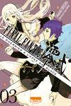couverture Final Fantasy Type-0 - Le Guerrier à l'épée de Glace, Tome 3