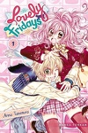 couverture Lovely Fridays, tome 1