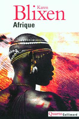Couverture du livre : Afrique
