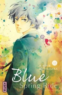 Couverture du livre : Blue Spring Ride, Tome 12