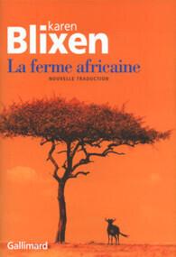 Couverture de La Ferme africaine