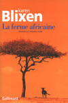 couverture La Ferme africaine