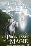 couverture Le Dernier Héraut-Mage, Tome 2 : Les Promesses de la magie