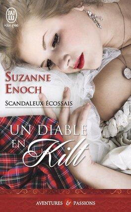 Couverture du livre : Scandaleux écossais, Tome 1 : Un diable en kilt