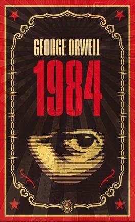 Couverture du livre : 1984