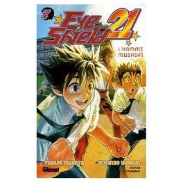 Couverture du livre : Eyeshield 21, Tome 7 : L'homme Musashi