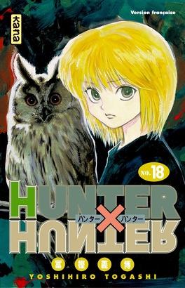Couverture du livre : Hunter X Hunter, Tome 18