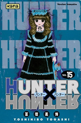 Couverture du livre : Hunter X Hunter, Tome 15