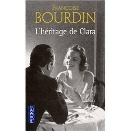 Couverture du livre : L'Héritage de Clara