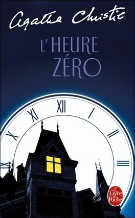 Couverture du livre : L'heure zéro
