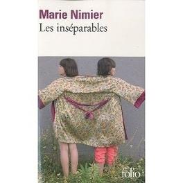 Couverture du livre : Les inséparables