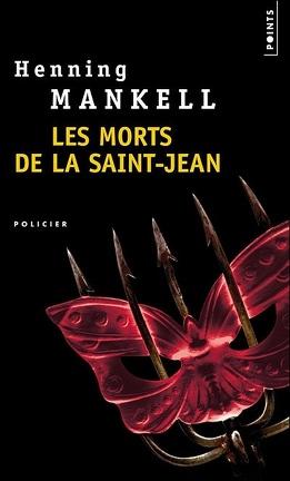 Couverture du livre : Les Morts de la Saint-Jean