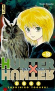 Hunter X Hunter, Tome 18