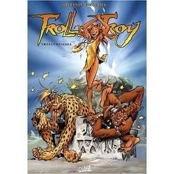 Couverture de Trolls de Troy, tome 11 : Trollympiades