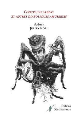 Couverture du livre : Contes du sabbat et autres diaboliques amuseries