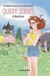 couverture Quatre soeurs, tome 3 : Bettina (Bd)