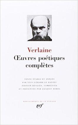 Couverture du livre : Oeuvres poétiques complètes de Paul Verlaine