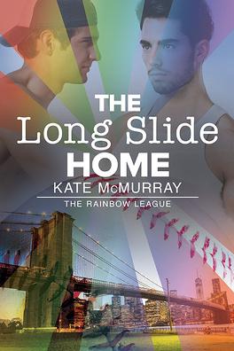 Couverture du livre : The Rainbow League, Tome 3 : The Long Slide Home