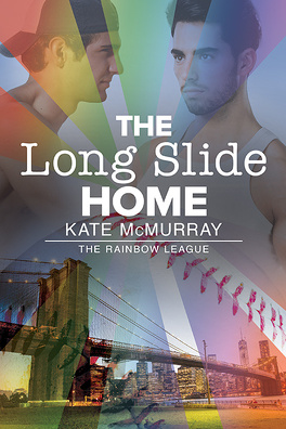 Couverture du livre : The Rainbow League, Tome 3 : The Long Slide Home