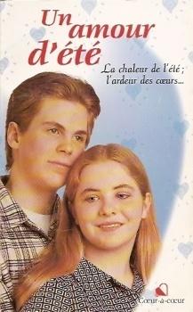 Couverture du livre : Un amour d'été