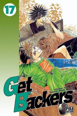 Couverture du livre : Get Backers tome 17