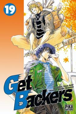 Couverture de Get Backers tome 19