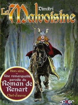 Couverture du livre : La Malvoisine